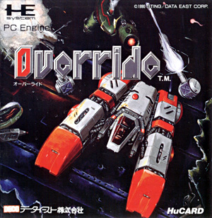 [PC Engine] Override Ovr